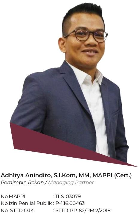 Adhitya Anindito, S.I.Kom., MM, MAPPI (Cert)