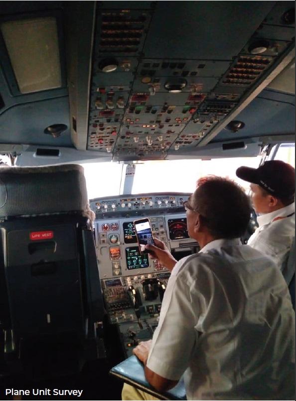 Plane Unit Survey