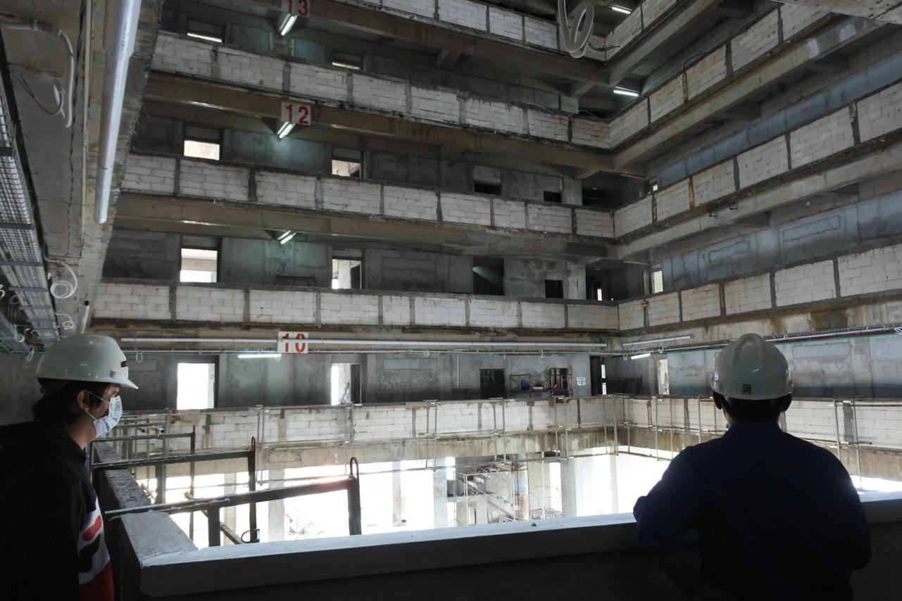 Underconstruction Building Survey