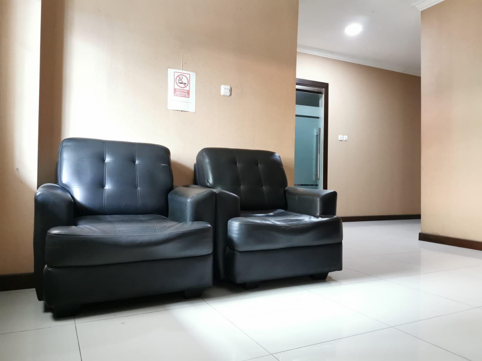 Ruang Tunggu Tamu