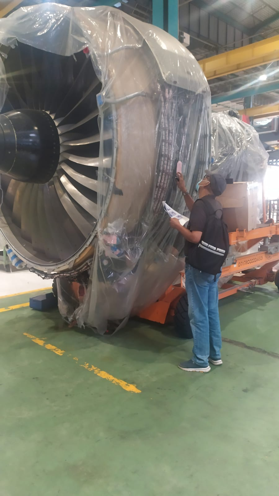 Engine Plan Survey